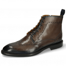Stiefeletten Bobby 9 Deep Steel Navy Loop