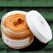 Schuhcreme & Milch Tan Girolle Cream Premium Cream Tan Girolle