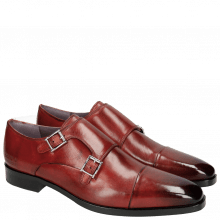 Monk Schuhe Lance 1 Red HRS