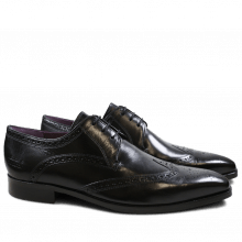 Derby Schuhe Lance 2 Crust Black HRS