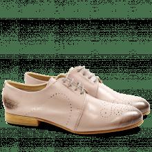 Derby Schuhe Sally 1  Salerno Rose LS