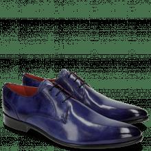 Derby Schuhe Toni 1 Forum Cobalt