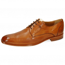 Derby Schuhe Elyas 4 Imola Tan Patch