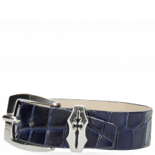 Armbänder Stark 1 Crock Electric Blue Sword Buckle