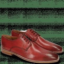 Derby Schuhe Alex 1 Venice Perfo Fiesta