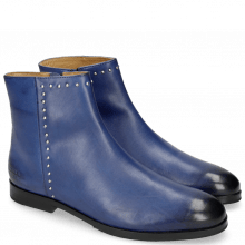 Stiefeletten Susan 47 Midnight Blue