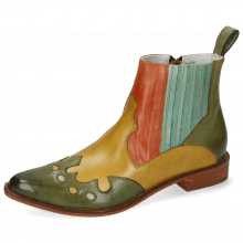Stiefeletten Marlin 25 Bio Algae Olivine Earthly Mermaid