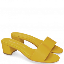 Pantoletten Alice 1 Sheep Yellow