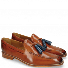 Loafers Leonardo 1 Cuoio Tassel Shock