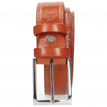 Gürtel Larry 1 Winter Orange Classic Buckle