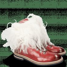 Stiefeletten Amelie 73 Ruby Fur Mongolian White