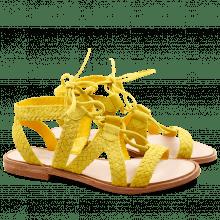 Sandalen Sandra 11 Suede Mimosa LS