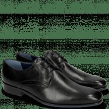 Derby Schuhe Rico 1 Rio Black