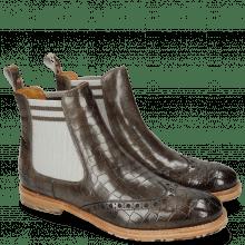 Stiefeletten Amelie 77 Crock Grigio Loop Camo