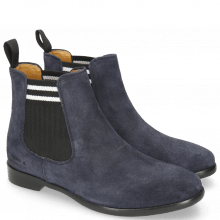 Stiefeletten Daisy 6 Lima Night Blue