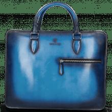 Business Taschen Montreal M Vegas Bluette Shade Navy