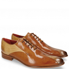 Oxford Schuhe Toni 31 Nude Tan