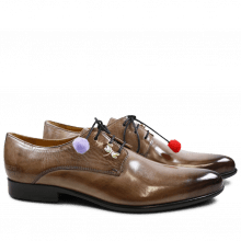 Derby Schuhe Keira 1 Crust Rope HRS
