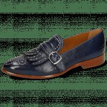 Loafers Jessy 26 Pavia Marine Rivets