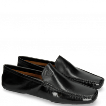 Loafers Home 1 Fur Black