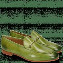 Loafers Scarlett 1 New Grass Trim Gold