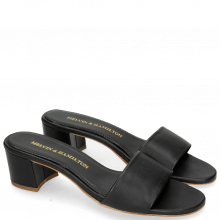 Pantoletten Alice 1 Sheep Black