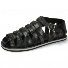 Sandalen Sam 3 Black Modica Black EVA Grey