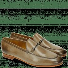 Loafers Scarlett 1 Oxygen Trim Gunmetal