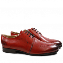 Derby Schuhe Sally 1 Crust Rich Red HRS