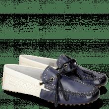 Loafers Caroline 8 Vegas Marine Washed