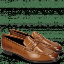 Loafers Liv 1 Tan HRS Black