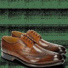 Derby Schuhe Lionel 4 Tan