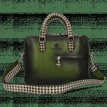 Handtaschen Vancouver Ultra Green Shade Black