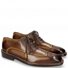 Oxford Schuhe Marvin 12 Scotch Mogano