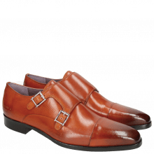 Monk Schuhe Lance 1 Crust Orange HRS