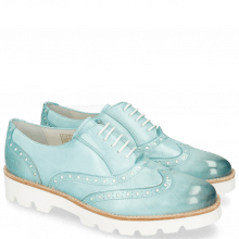 Oxford Schuhe Selina 24 Vegas Mermaid Punch Underlay