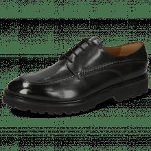 Derby Schuhe Matthew 36 Crust Black