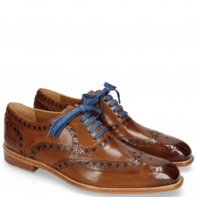 Oxford Schuhe Jacob 1 Washed Wood