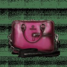 Handtaschen Vancouver Dark Pink Shade Wine