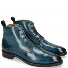 Stiefeletten Betty 4  Mid Blue Lining