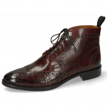 Stiefeletten Betty 13 Crock Mulberry