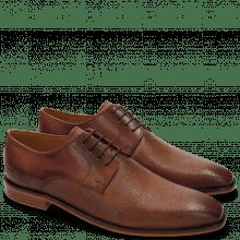 Derby Schuhe Alex 1 Venice Haina Tan Venice Tan LS