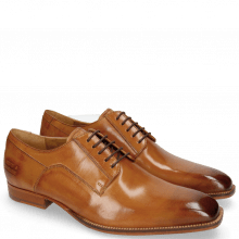 Derby Schuhe Woody 1 Tan