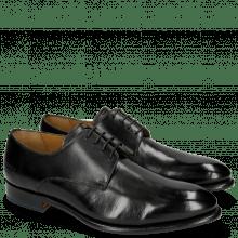 Derby Schuhe Lionel 3 Black LS