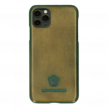 iPhone Hülle Eleven Pro Max Vegas Olive Shade Bottle Green