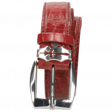 Gürtel Larry 1 Crock Ruby Sword Buckle