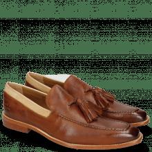 Loafers Leonardo 22 Pavia Tan Nude