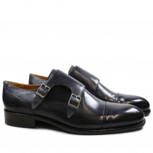 Monk Schuhe Patrick 2 London Fog HRS