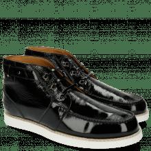 Stiefeletten Jim 3 Soft Patent Black