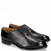 Oxford Schuhe Lionel 2 Navy Lines
